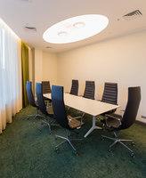 Radisson Blu Hotel | Sheremetyevo airport | Manufacturer references | Emmegi