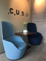 Hotel CUBO | Manufacturer references | Emmegi reference projects