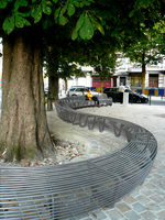 The Circular Bench | Manufacturer references | TF URBAN
