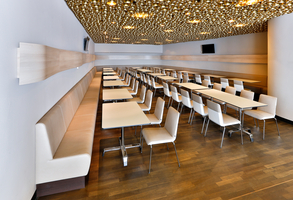 Allianz Arena Stadion | Business Area | Manufacturer references | Rolf Benz