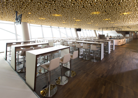 Allianz Arena Stadion | Business Area | Herstellerreferenzen | Rolf Benz Contract reference projects