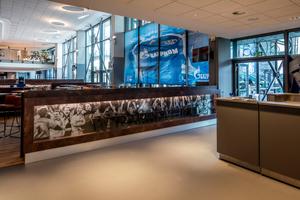 LaOla-Club | FC Schalke 04_Veltins Arena Stadion | Herstellerreferenzen | Rolf Benz Contract reference projects