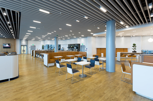 Lufthansa | Senator und Business lounge | Manufacturer references | Rolf Benz