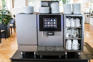Parkhotel Gunten | Manufacturer references | Franke Kaffeemaschinen AG reference projects