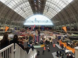 Impressionen 100% Design London 2015 |  | 100% Design