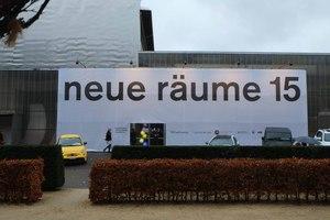 Impressions Neue Räume 2015 |  | Neue Räume
