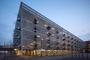 Gnome parking Garage | Costruzioni infrastrutturali | Mei architects and planners