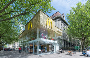 McDonald's Coolsingel 44 | Restaurants | Mei architects and planners