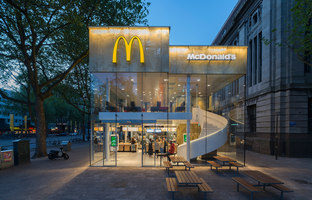 McDonald's Coolsingel 44 | Ristoranti | Mei architects and planners