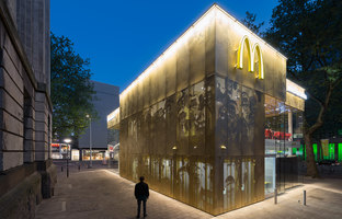 McDonald's Coolsingel 44 | Restaurantes | Mei architects and planners