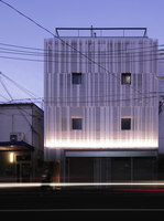 N STRIPS | Semi-detached houses | Jun Murata / JAM.