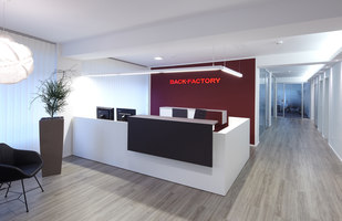 BACKFACTORY GmbH | Manufacturer references | werner works reference projects
