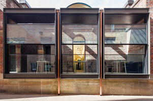 The Former Rocks Police Station | Ristoranti | Welsh + Major Architects