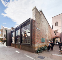 The Former Rocks Police Station | Restaurantes | Welsh + Major Architects
