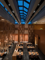 Kioku Restaurant, Four Seasons Hotel | Restaurant-Interieurs | AFSO / André Fu