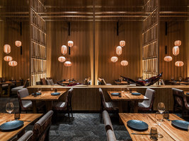 Kioku Restaurant, Four Seasons Hotel | Restaurant interiors | AFSO / André Fu
