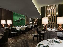 Yu Yuan Restaurant, Four Seasons Hotel | Diseño de restaurantes | AFSO / André Fu