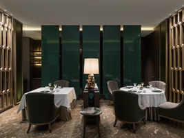Yu Yuan Restaurant, Four Seasons Hotel | Restaurant-Interieurs | AFSO / André Fu
