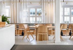 Restaurant in Fiskars | Manufacturer references | Poiat