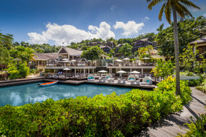 Capella Marigot Bay Hotel And Resort | Manufacturer references | Roberti Rattan