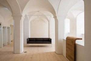 Academic centre in Raitenhaslach Monastery | Manufacturer references | Wilkhahn reference projects