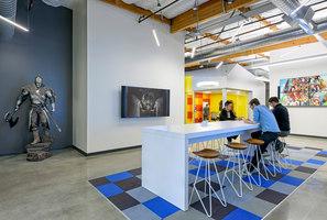 Bandai | Office facilities | Blitz