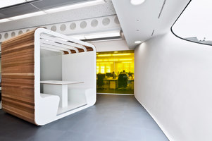 Dentsu | Office facilities | align