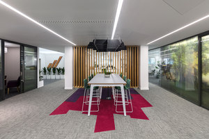 Private Equity Company, London | Office facilities | align