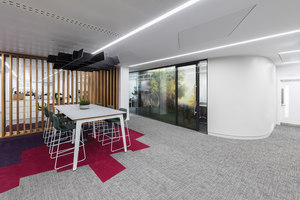 Financial Services Company | Office facilities | align