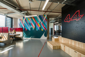 Spark 44 offices | Office facilities | align