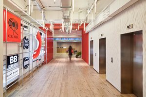 Sony Music | Office facilities | MoreySmith