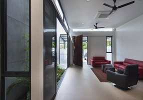 Airwell House | Semi-detached houses | ADX Architects