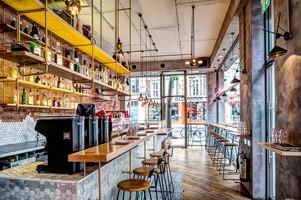 Holborn Grind | Café interiors | Biasol: Design Studio