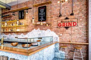 Holborn Grind | Café interiors | Biasol