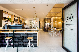 Hutch & Co | Restaurant interiors | Biasol