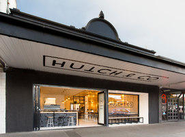 Hutch & Co | Restaurant interiors | Biasol: Design Studio