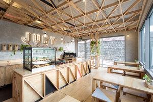 Jury | Caffetterie - Interni | Biasol: Design Studio