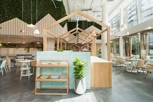 Kitty Burns | Café interiors | Biasol: Design Studio