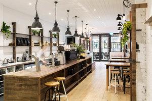 Lucky Penny | Café interiors | Biasol