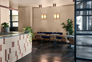 Middle South East | Café interiors | Biasol