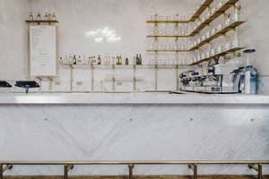 Royal Exchange Grind | Café interiors | Biasol: Design Studio