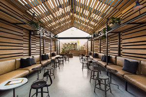 The Milton | Café-Interieurs | Biasol: Design Studio