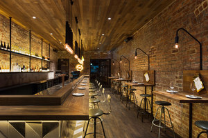 The Milton | Café interiors | Biasol: Design Studio