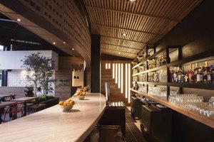 Balmori Rooftop Bar | Bar interiors | TDDA | Taller David Dana Arquitectura