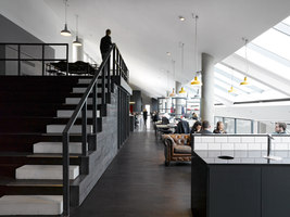 Grey London | Office facilities | BDG architecture + design