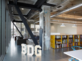 BDG architecture + design | Office facilities | BDG architecture + design