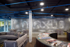 Maxus Office | Office facilities | BDG architecture + design