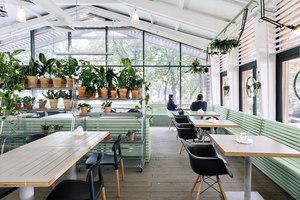 Bulka Café by Crosby Studios | Café interiors | Crosby Studios