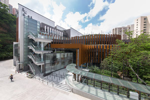 Ko Shan Theatre New Wing | Teatros | Ronald Lu & Partners