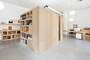 Office Dones del 36 | Office facilities | ZEST architecture